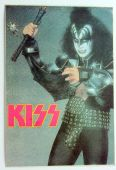 Kiss - 'Gene' Sticker